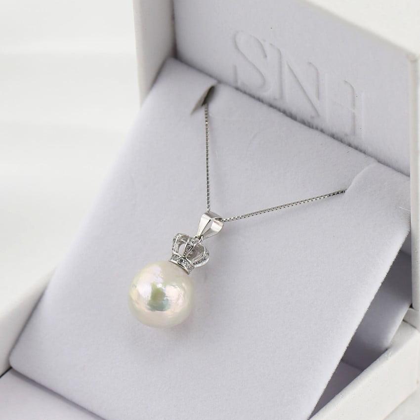 12mm Baroque Freshwater Pearl Pendant