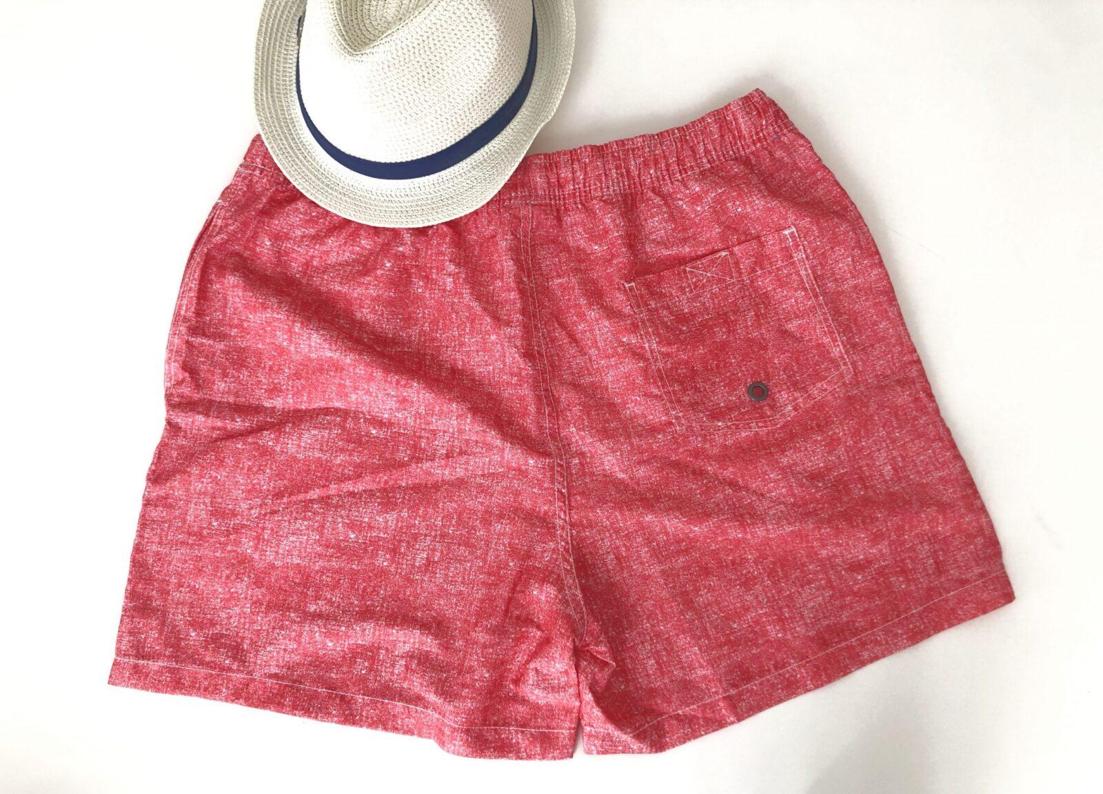 Coral swimming shorts