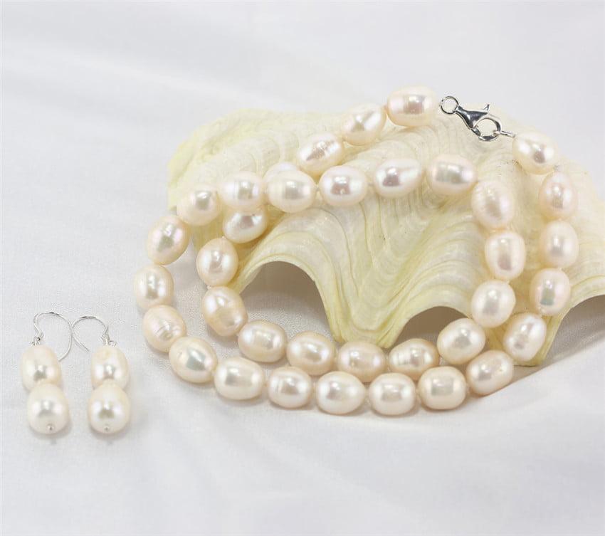 Rice Pearl Set