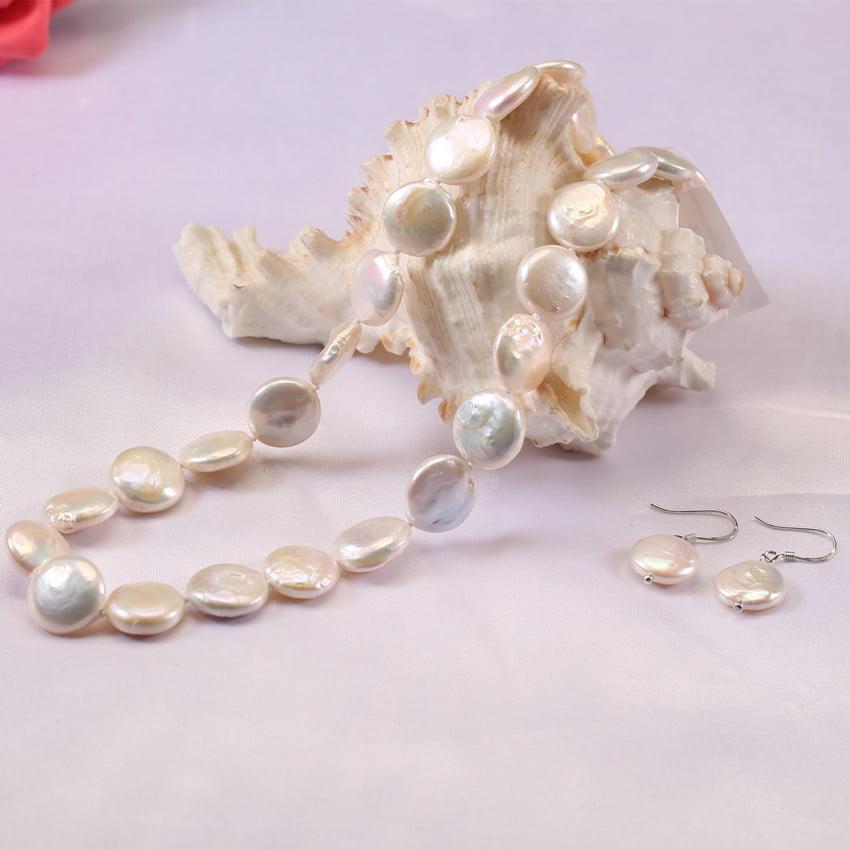 Coin Pearl Set
