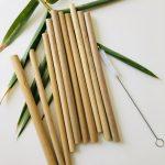 10 Eco-friendly Bamboo Straws
