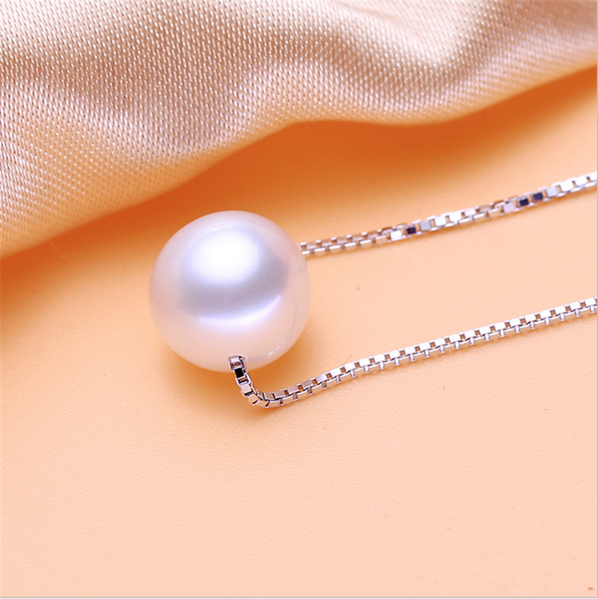 Round Freshwater Pearl Pendant