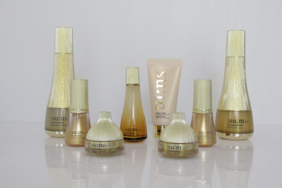 SU:M37 Elixir Special Set - 8pcs